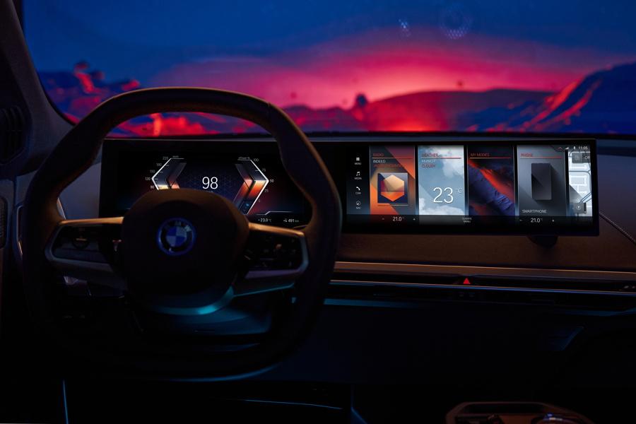 BMW Console
